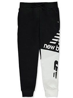 Boys' Joggers by New Balance in Black