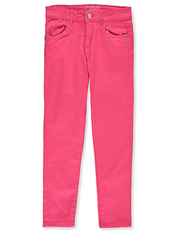 Girls' Skinny Jeans by Dreamstar in berry, black, red and more
