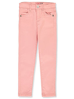 Girls' Skinny Jeans by Dreamstar in Pink