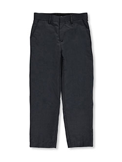 Slim Fit Dress Pants in black, charcoal gray, white and more
