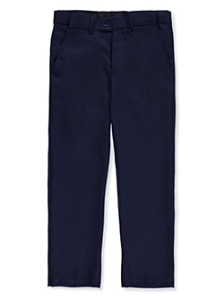 Boys' Dress Pants by Kids World in Navy