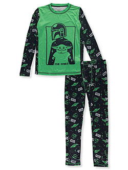 The Child 2-Piece Thermal Long Underwear by Star Wars in Multi, Boys Fashion