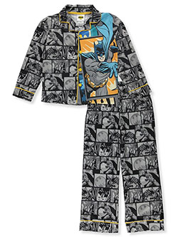 Boys' Vignette Print 2-Piece Pajamas by Batman in Multi, Boys Fashion