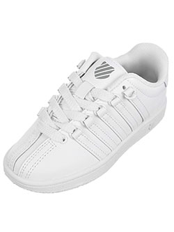 "K-Swiss Boys' ""Classic"" Sneakers (Youth Sizes 12.5 – 3) - CookiesKids.com"
