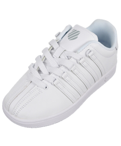"K-Swiss Boys' ""Classic"" Sneakers (Toddler Sizes 10.5 – 12) - CookiesKids.com"
