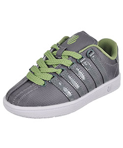 "K-Swiss Boys' ""Classic"" Sneakers (Toddler Sizes 6 – 10) - CookiesKids.com"