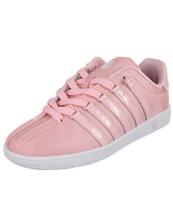 "K-Swiss Girls' ""Classic"" Sneakers (Youth Sizes 12.5 – 3) - CookiesKids.com"