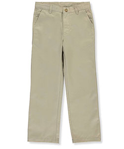 Little Boys' Straight Leg Pants by Lee in Khaki, School Uniforms