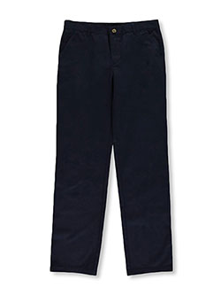 Big Boys' Straight Leg Pants by Lee in Navy