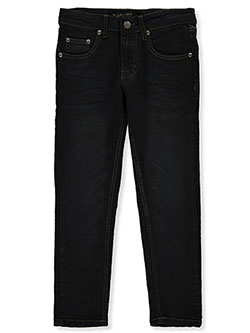 Boys' Slim Fit Jeans by Lee in faded blue and indigo