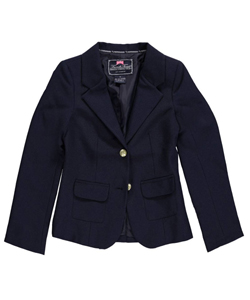 "French Toast ""Gold Tone"" Blazer (Sizes 4 – 6X) - CookiesKids.com"
