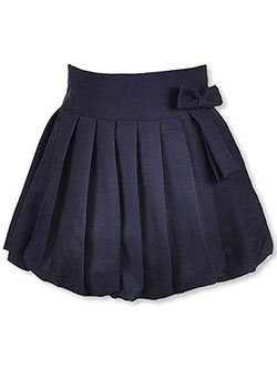 "U.S. Polo Assn. ""Bubble Pleat"" Scooter Skirt (Sizes 7 – 16) - CookiesKids.com"