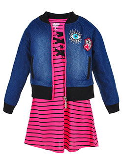 Limited Too Little Girls' 2-Piece Outfit (Sizes 4 – 6X) - CookiesKids.com