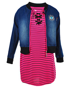 Limited Too Big Girls' 2-Piece Outfit (Sizes 7 – 16) - CookiesKids.com