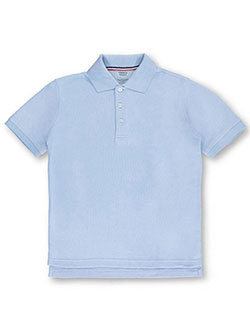 French Toast Unisex S/S Pique Polo (Sizes 4 - 7) - CookiesKids.com