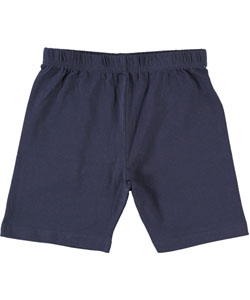 French Toast Big Girls' Navy Bike Shorts (Sizes 7 - 16) - CookiesKids.com