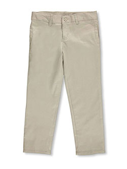 "French Toast Little Boys' ""Time Tested"" Slim Pants (Sizes 4 – 7) - CookiesKids.com"