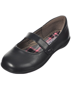 "French Toast Girls ""Ashley"" Mary Janes (Toddler Sizes 10 – 12) - CookiesKids.com"