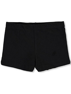 Big Girls' Bike Shorts by French Toast in black, khaki and navy - $7.99