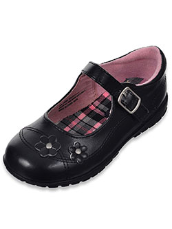 "French Toast Girls' ""Fiona"" Mary Jane Shoes (Toddler Sizes 5 – 10) - CookiesKids.com"
