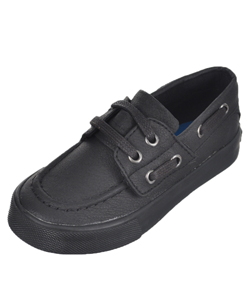 "French Toast Boys' ""Jacob"" Boat Shoes (Toddler Sizes 5 – 10) - CookiesKids.com"