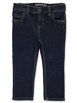 Baby Boys' Straight Fit Stretch Jeans by French Toast in Blue