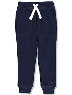 Little Boys' Toddler Fleece Joggers by French Toast in Navy