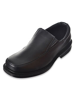 Boys' Slip-On Loafers by French Toast in Black, School Uniforms
