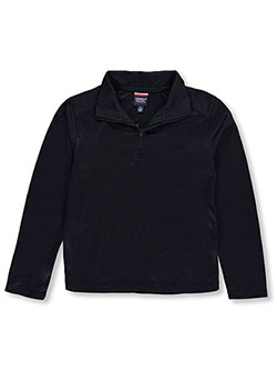 Boys' Mesh Pullover Top by French Toast in Navy