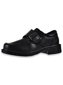 "Boys' ""Mickey Jr."" Buckle Loafers by French Toast in Black"