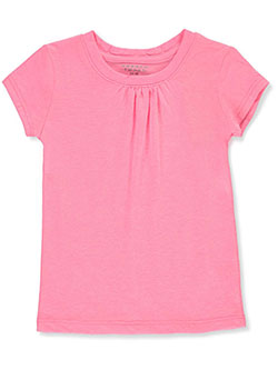 Baby Girls' Crew Neck T-Shirt by French Toast in Pink