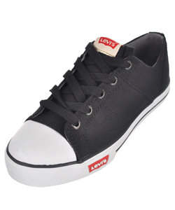 "Levi's ""Stan"" Low-Top Sneakers (Boys Youth Sizes 11 – 3) - CookiesKids.com"