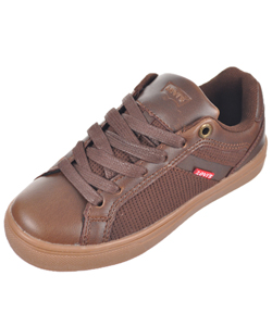 "Levi's Boys' ""Hawkins"" Low-Top Sneakers (Youth Sizes 3.5 – 7) - CookiesKids.com"