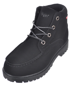 "Levi's Boys' ""Trent"" Boots (Youth Sizes 3.5 – 7) - CookiesKids.com"