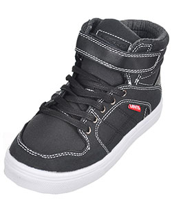 "Levi's Boys' ""Oakley"" Hi-Top Sneakers (Toddler Sizes 13 – 3) - CookiesKids.com"