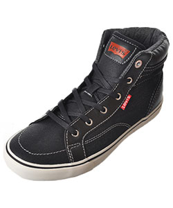"Levi's Boys' ""Ashbury"" Hi-Top Sneakers (Youth Sizes 13 – 3) - CookiesKids.com"