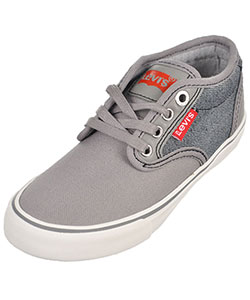 "Levi's Boys' ""Cali Denim"" Low-Top Sneakers (Youth Sizes 3.5 – 6) - CookiesKids.com"