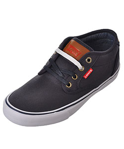 "Levi's Boys' ""Cali Core"" Low-Top Sneakers (Youth Sizes 3.5 – 6) - CookiesKids.com"