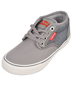 "Levi's Boys' ""Cali Denim"" Low-Top Sneakers (Youth Sizes 13 – 3) - CookiesKids.com"