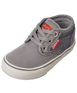 "Levi's Boys' ""Cali Denim"" Low-Top Sneakers (Toddler Sizes 5 – 10) - CookiesKids.com"