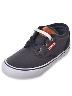 "Levi's Boys' ""Cali Core"" Low-Top Sneakers (Toddler Sizes 5 – 10) - CookiesKids.com"