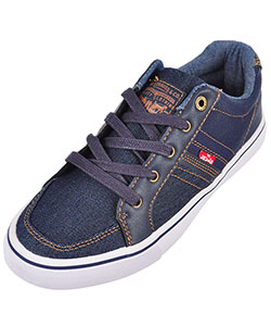 Levi's Boys' Turner Low-Top Sneakers (Youth Sizes 3.5 – 7) - CookiesKids.com