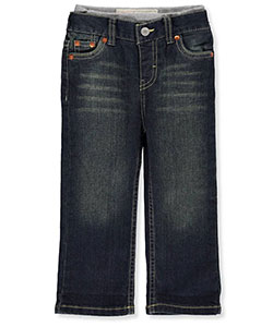 Baby Boys' 514 Jeans by Levi's in covered up and medium blue - $32.00
