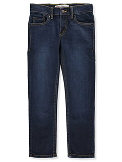 Boys' 510 Skinny Jeans by Levi's in Dark blue, Sizes 8-20