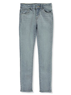 Girls' 710 Super Skinny Ankle Jeans by Levi's in Denim