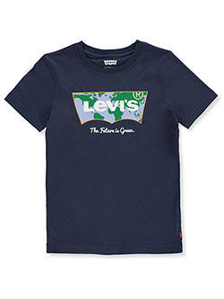 Boys' Earth Logo Graphic T-Shirt by Levi's