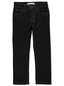 Boys' 511 Slim Jeans by Levi's in Medium blue - Jeans