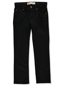 Boys' 511 Slim Jeans by Levi's in Black