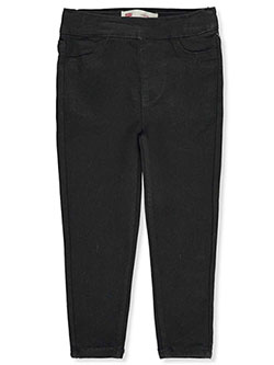 Baby Girls' Jeggings by Levi's in black, dark blue and pink - Jeans