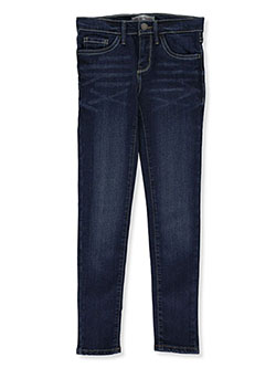 Girls' 710 Super Skinny Jeans by Levi's in Dark blue - Jeans
